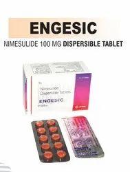 Nimesulide 100 Mg Dispersible Tablet