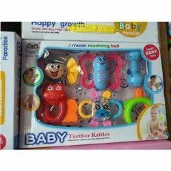 Baby Teether Rattles
