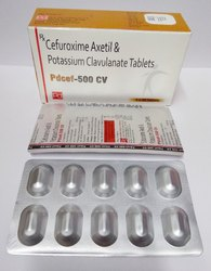 Cefuroxime Axetil 500 mg & Potassium Clavulanate 125 mg