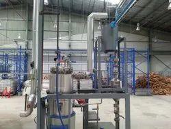 Pilot Steam Distillation Plant