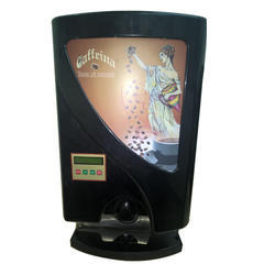 Caffeina Twin Coffee Vending Machine