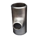 Stainless Steel Tee Butt Weld, Pipe Fitting