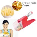 French Fries Chipser, Potato Chipser, Salad Chipser-French_fries_chopper