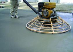 Non Oxidizing Heavy Duty Metallic Floor Hardener