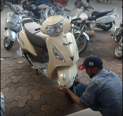 Scooty Repair Service