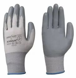 Karam Nitrile Coated Hand Gloves