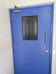 G.I. Flush Door