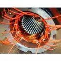 Electric Motor Rewinding Service, Ac, Dc, Local