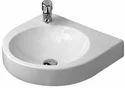 White Architec Washbasin, Model No.: 044958, Size: 575 Mm