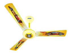 Play Theme Series Ceiling Fan (Luminous)