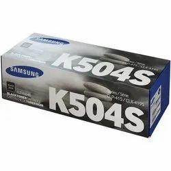 Samsung CLT-K504S Toner Cartridge