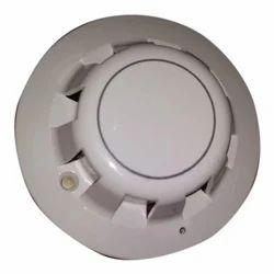 Plastic Fire Smoke Detector