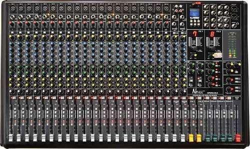 Opera24 4 Audio Live Mixers Narain Lighting Llp