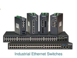 Managed Industrial Ethernet Switches