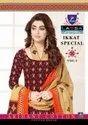 Arihant Lassa Ikkat Special Printed Cotton Wholesale Catalog Collection