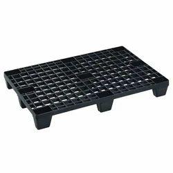 Black Plastic Pallet