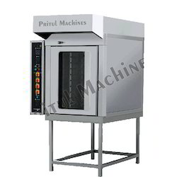 Fixed Trolley Bakery Oven