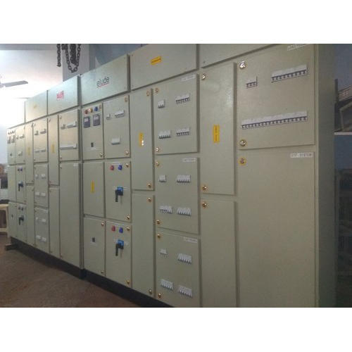 Feeder Electric Panel on