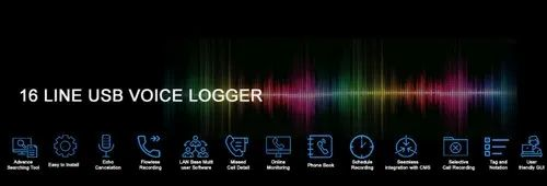 Voice Logger - Centralize Voice Logger For Multiple Locations Call