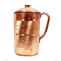 Traditional Copper Jug Water Storage Flask