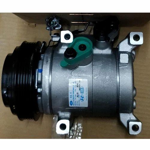 Car AC Compressor - Creta Diesel/ Elantra Fluidic AC