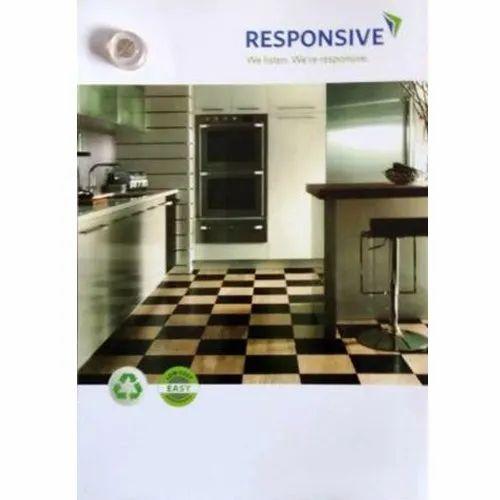 Responsive Festival Vinyl Flooring Roll Length 30 Rs 7 85 Square
