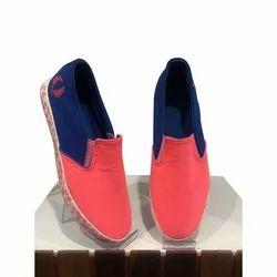 Designer Ladies Canvas Shoe