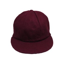 Baggy Caps - Maroon Baggy Cap Manufacturer from Mumbai b407ce51649