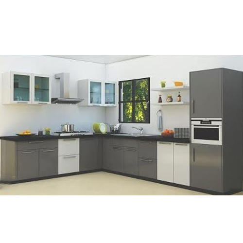 Ply And Plb Kitchen Designer Cabinet Rs 15000 Piece Nicewood