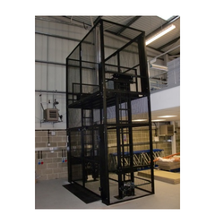 Cage Hoist Goods Lift