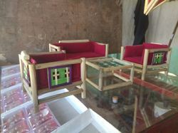 handicraft Bamboo Decorative Furniture