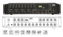 Rmx-1700 Installation PA Mixer With Digital Player