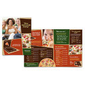 Printed Menu Card Service