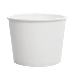 White Paper Soup Cup, Capacity: 50-80 ml, Packaging Type: Packet