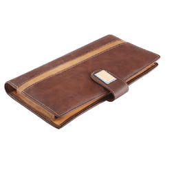 Cheque Book Cover ( Leatherite Antoque)