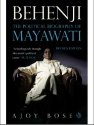 Behenji - A Political Biography Mayawati Book