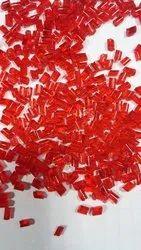 PMMA Red Granules