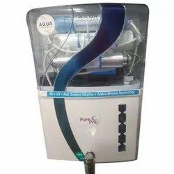 White Aqua Triumph Pure Pro Water Purifier, Capacity: 5l