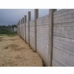 Ready Made Boundary Compound Wall