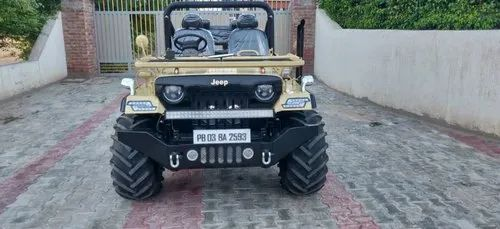 Types Of Jeeps >> All Types Jeeps Modified