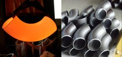 Alloy Steel ASTM A234 WP11 Buttweld Fittings, Size: 1/2