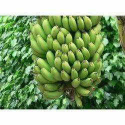 A Grade Fresh Green Banana, 30 kg