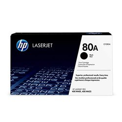 HP 80A Laser Toner Cartridge