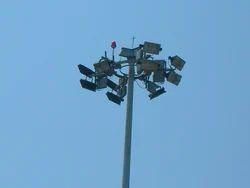 High Mast Pole 30 Mtr