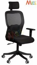 MBTC Aviator High Back Mesh Revolving Office Chair