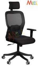 MBTC Aviator High Back Mesh Revolving Office Chair