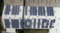 ARS SolarTech Solar Power Plant, Warranty: 25 Years