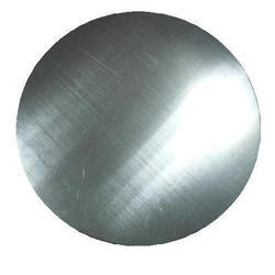 Thick Stainless Steel Circle