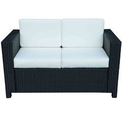 Garden Rattan Sofa