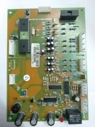 Single Sided Stabilizer Control Card,